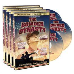 DVD 3 Disk Set-4 Pack-555