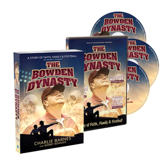 Dvd 3 disc set book combo the bowden dynasty for House of dynasty order online
